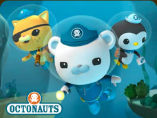 octonauts animated pre-school television